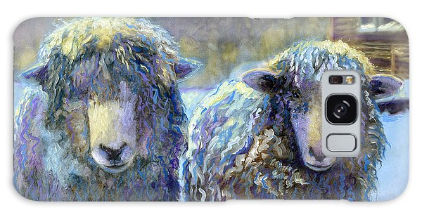 Ewe And Me 2 Galaxy Case