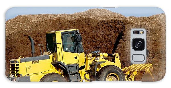 Excavator Galaxy Case - Excavation  by Olivier Le Queinec