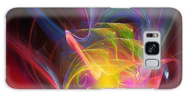 Exceeding Joy Galaxy Case by Margie Chapman