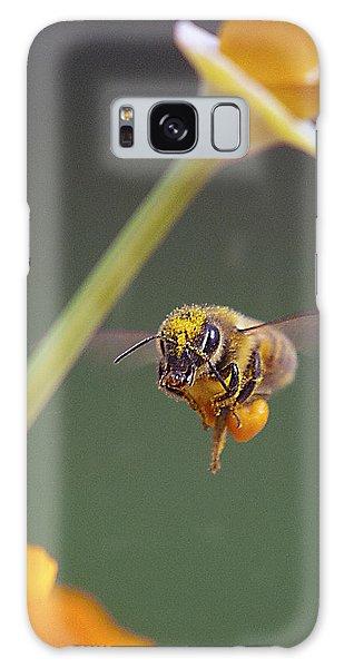 Pollen Galaxy Case - Excuse Me by Joe Schofield