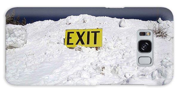 Exit Galaxy Case by Fiona Kennard