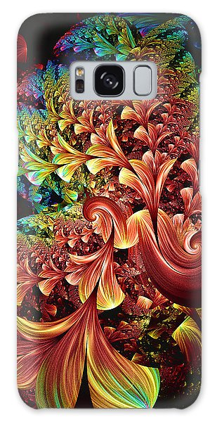 Exotic Plant Life Galaxy Case