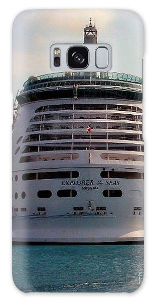 Explorer Of The Seas Galaxy Case