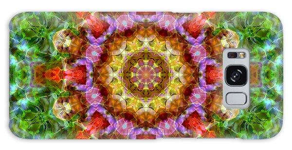 Expression Mandala Galaxy Case