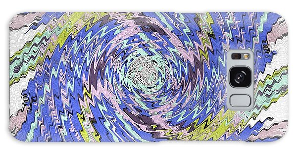 Extruded Twirly Galaxy Case by Brian Johnson