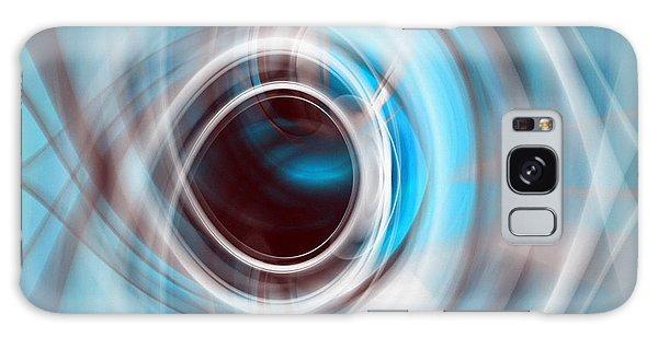 Eye Eye Galaxy Case by rd Erickson