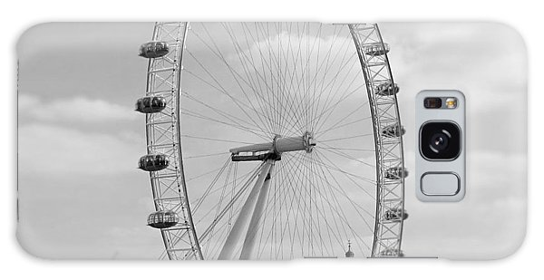 Eye Of London Galaxy Case by Gary Smith