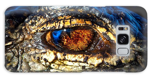 Eye Of The Apex Galaxy Case by Mark Andrew Thomas