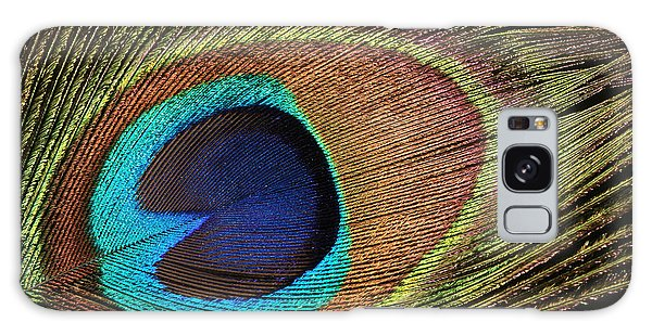 Eye Of The Peacock Galaxy Case by Judy Whitton