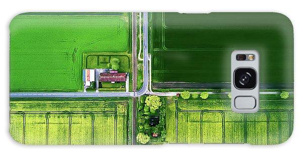 House Galaxy Case - Eye Of The Sky by Zhou Chengzhou