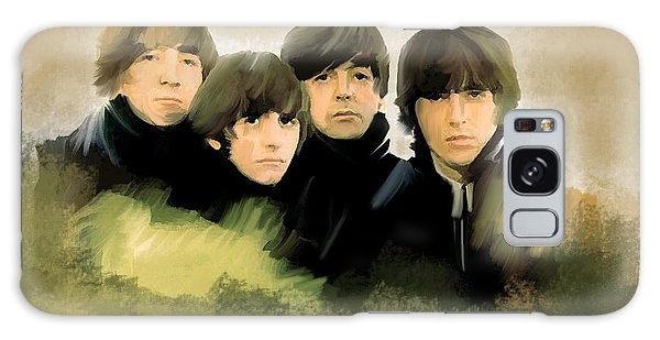 Eye Of The Storm The Beatles Galaxy Case