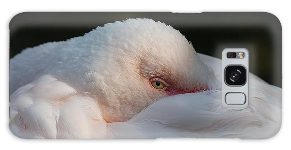 Eye On You Galaxy Case by Judy Whitton
