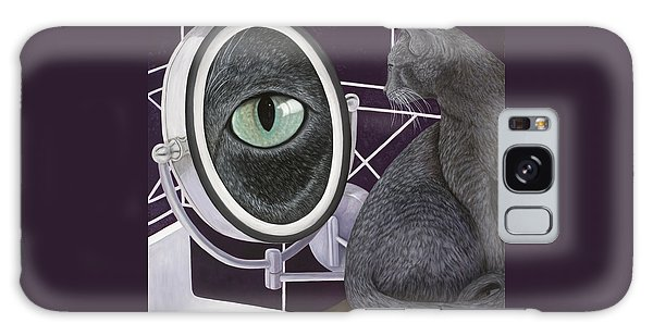 Eye See You Galaxy Case
