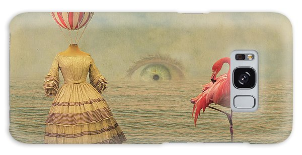 Fairy Galaxy Case - Eyeland by Christian Marcel