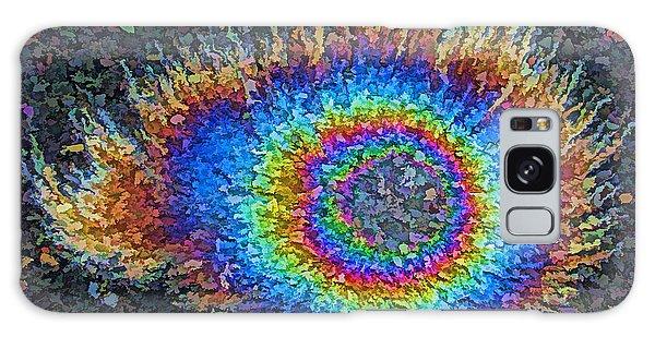 Eyelash Nebula Galaxy Case