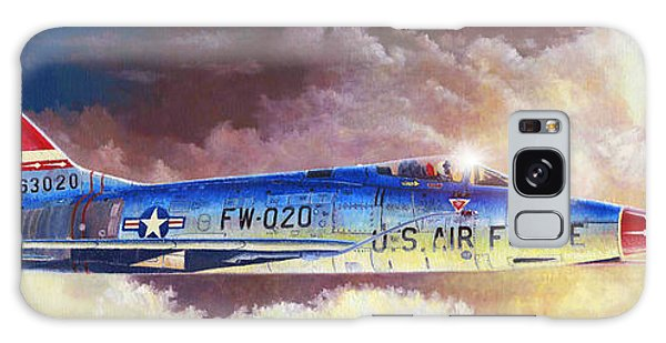 F-100d Super Sabre Galaxy Case