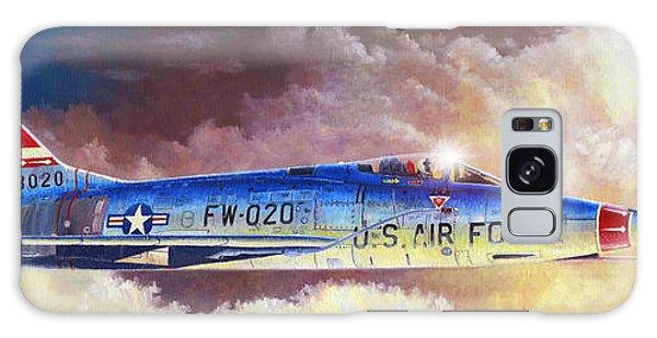 F-100d Super Sabre Galaxy Case
