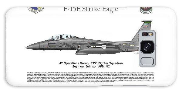 F-15e Strike Eagle 335th Fs Galaxy Case