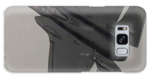 F-35 Flying Galaxy Case by Val Oconnor