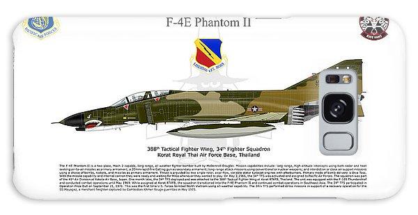 F-4e Phantom II Galaxy Case