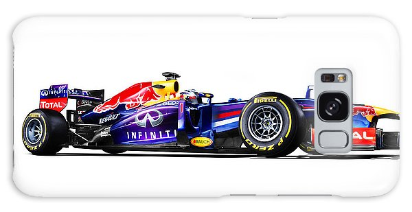 F1 Red Bull Rb9 Galaxy Case by Gianfranco Weiss