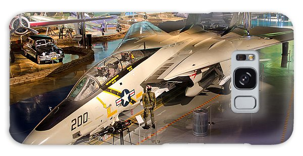 F14 Tomcat Galaxy Case by JRP Photography