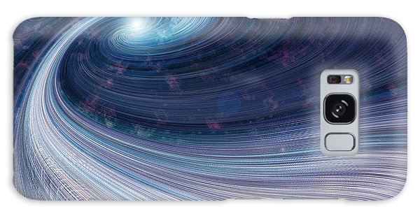 Fabric Of Space Galaxy Case