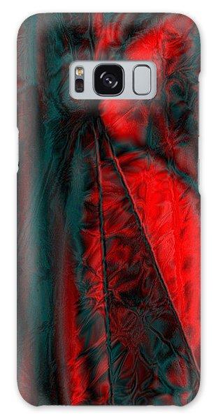 Fabric Study 01 Satin Galaxy Case