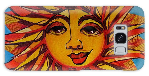 Fabulous Fanny - Here Comes The Sun Galaxy Case