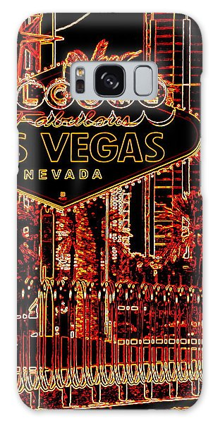 Fabulous Las Vegas Galaxy Case