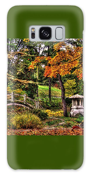 Fabyan Japanese Gardens I Galaxy Case