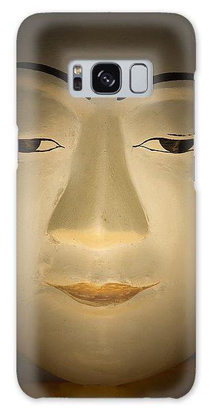 Face Of Buddha Galaxy Case