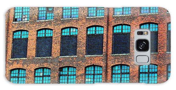 Factory Windows Galaxy Case
