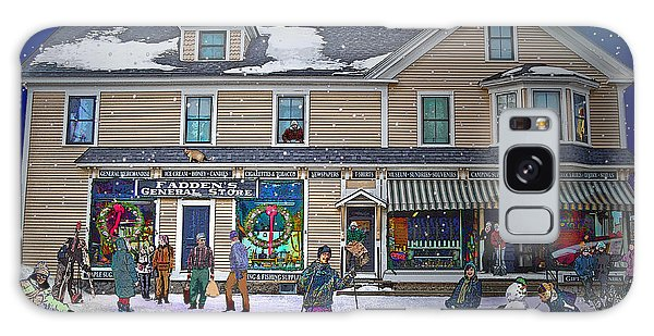 Faddens General Store In North Woodstock Nh Galaxy Case