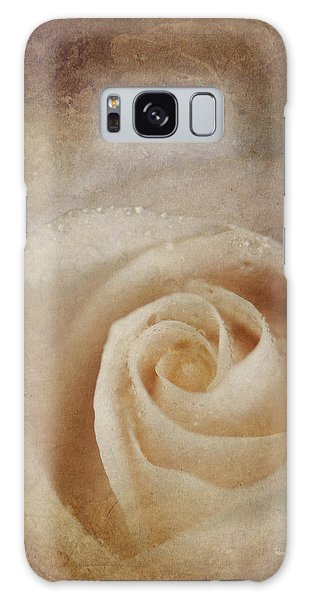 Faded Rose Galaxy Case