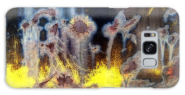 Fae And Fireworks Abstract Galaxy Case