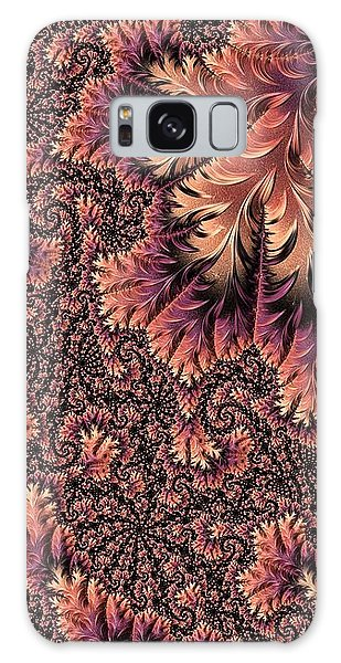 Faerie Forest Floor Ill Galaxy Case by Susan Maxwell Schmidt