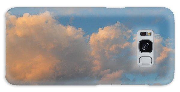 Fair Weather Galaxy Case by Gerald Hiam