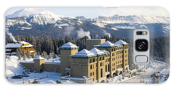 Fairmont Chateau Lake Louise Galaxy Case