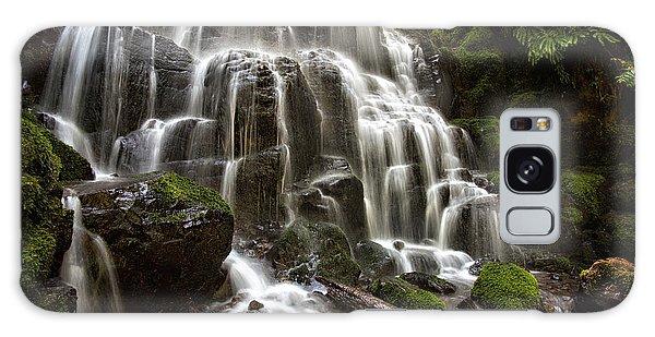 Fairy Falls Oregon Galaxy Case