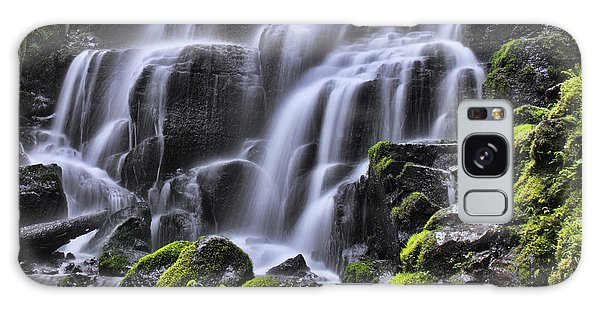 Fairy Pools Galaxy S8 Case - Fairy Falls by Peter Dang