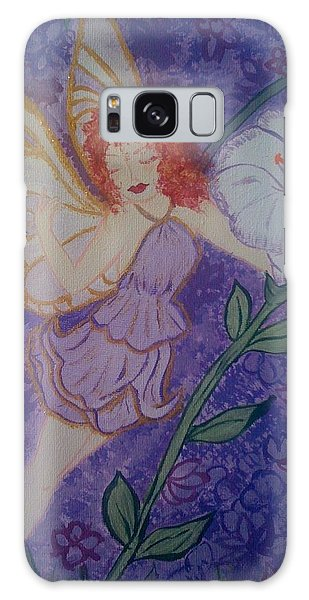 Fairy Harmony  Galaxy Case by Judi Goodwin