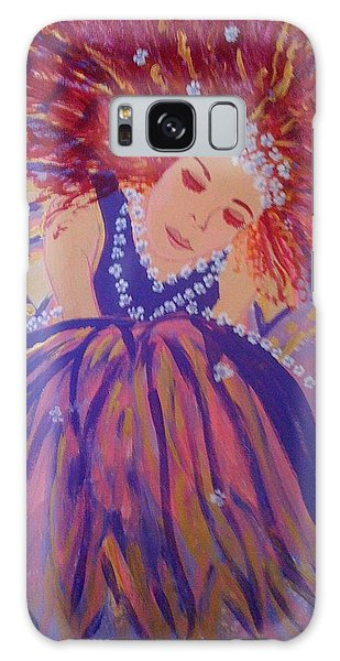 Fairy Remi Galaxy Case by Judi Goodwin