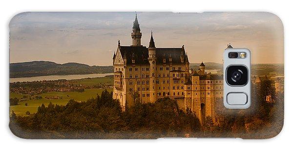 Fairy Tale Castle Galaxy Case