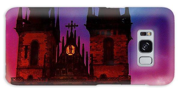 Fairy Tale Castle Prague Galaxy Case