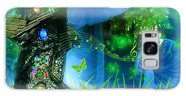 Fairyland - Fairytale Art By Giada Rossi Galaxy Case