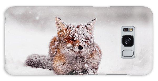 Winter Galaxy Case - Fairytale Fox II by Roeselien Raimond