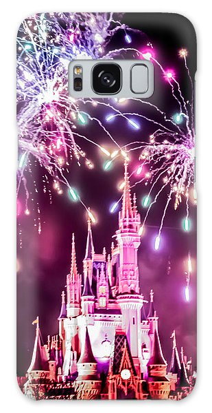 Fairytales Do Come True Galaxy Case by Sara Frank