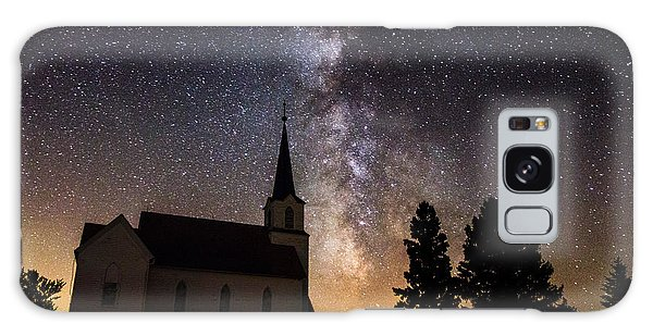 Faith Galaxy Case by Aaron J Groen