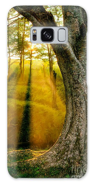 Faith And Hope Galaxy Case